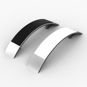 3d model of handle siro 14176