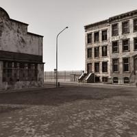 3d model street city bronx