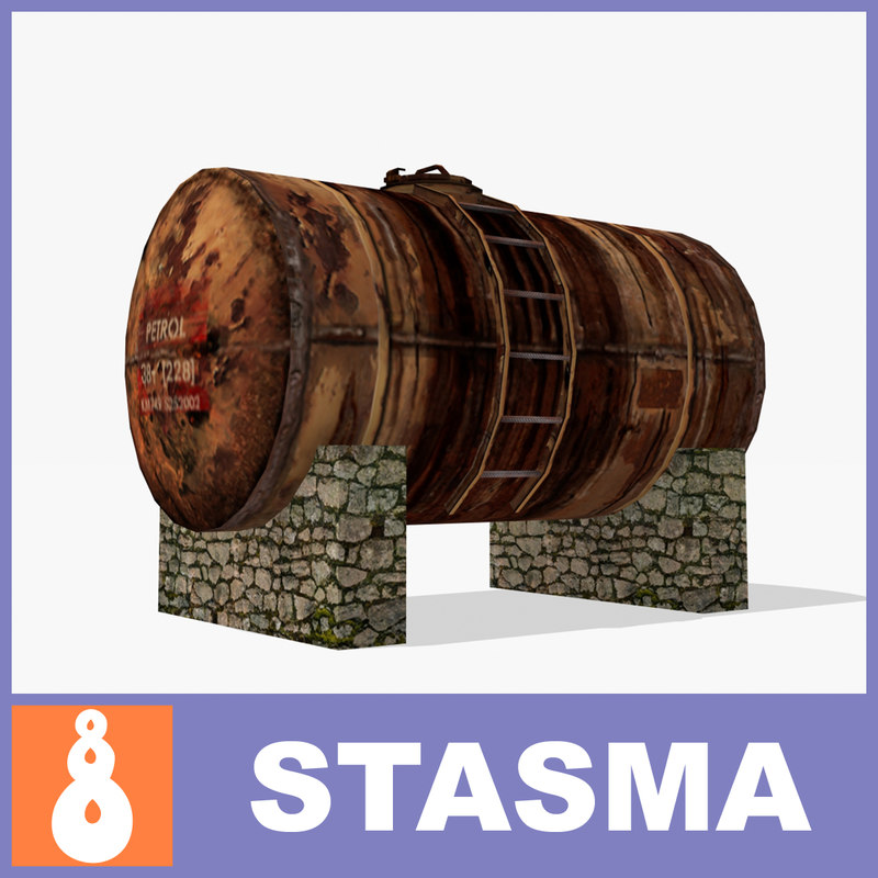 cistern 3d 3ds