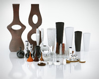 vases accessories obj
