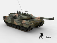 3ds max italian tank scheme