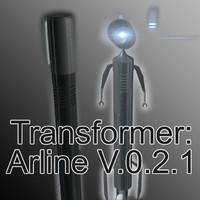 Robot: Arline V.0.2.1- Pen