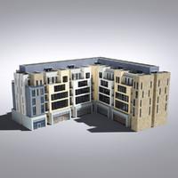Modern Generic Building 018