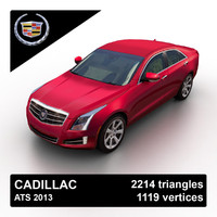2013 cadillac ats sedan max