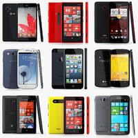 3ds max smartphones 3 phone s