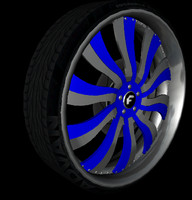 Forgiato Wheel Pack V1