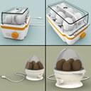 Egg Cooker 3D models