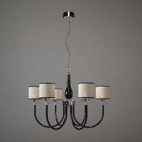 3d italamp 383 chandeliers model