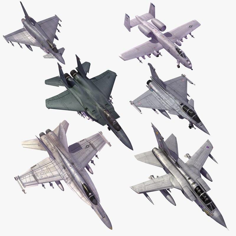 nato aircraft max