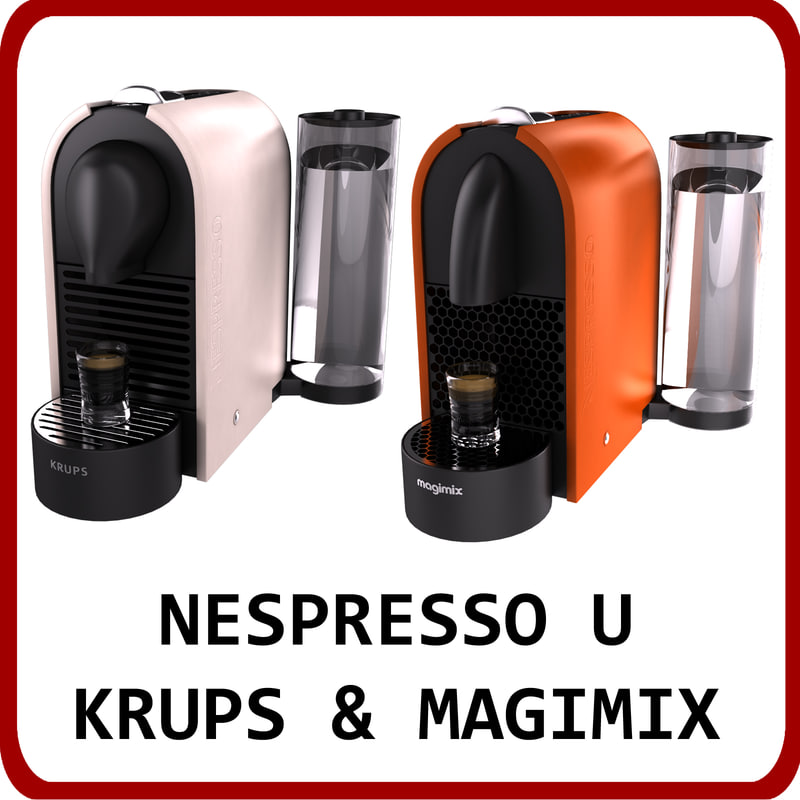 max pack nespresso u krups. Black Bedroom Furniture Sets. Home Design Ideas