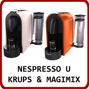 max pack nespresso u krups