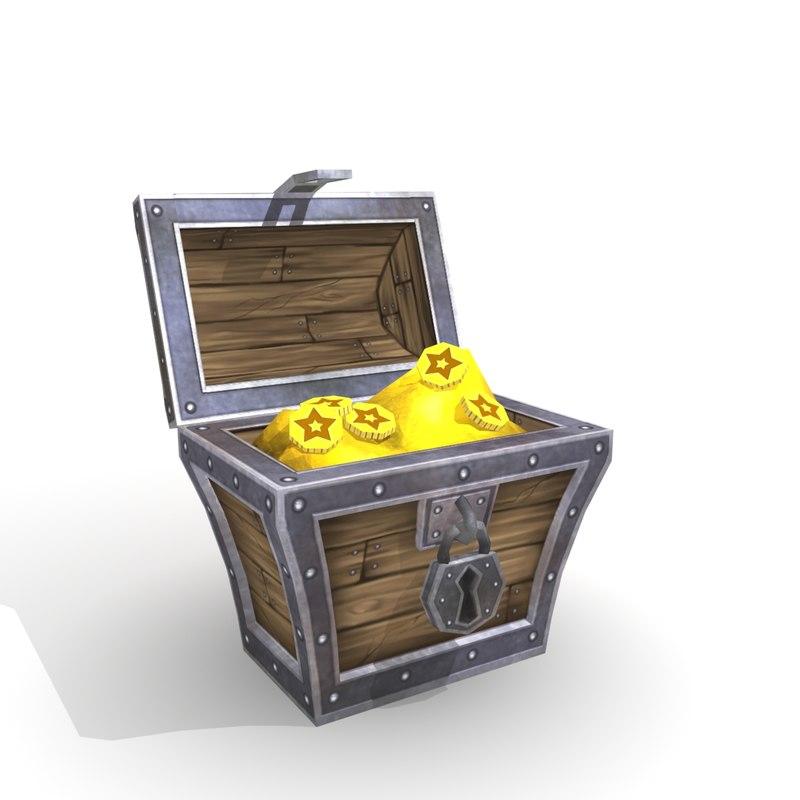 max treasure chest