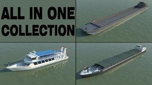 max river ships