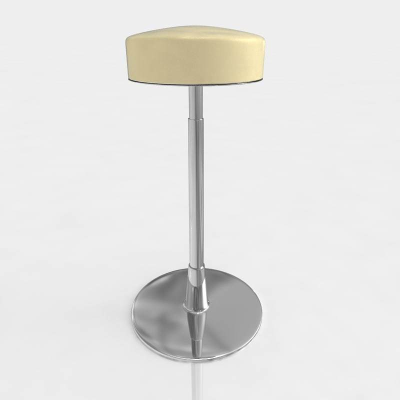 s bar stool leather