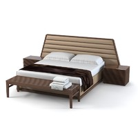 3d besana gilda bed model
