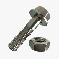 unslotted bolt