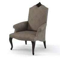 Christopher Guy  60-0033 Armchair