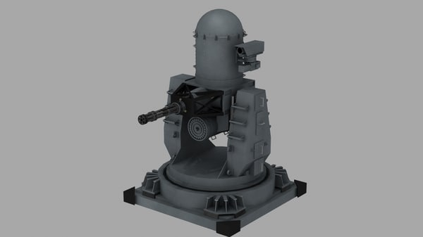 3d 3ds phalanx turret