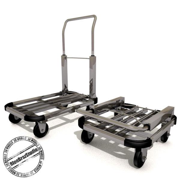 maya folding trolley