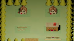 free max model pallet town