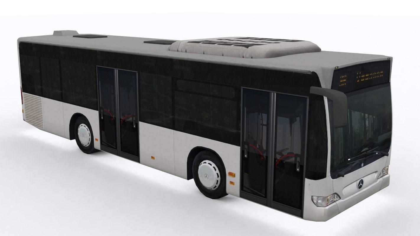 3d model citaro