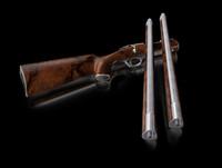 shotgun falcon 3d max