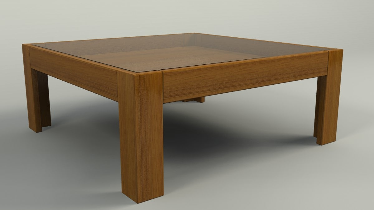 coffee tables 3d model