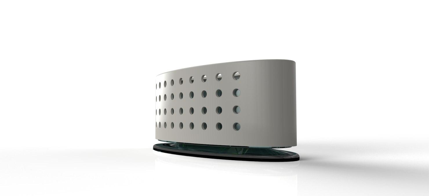 air freshener 3d model
