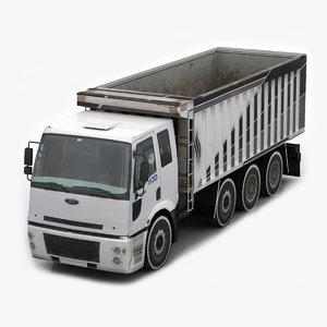 3d cargo 2530 truck games model