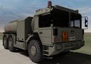 RABA H25 Fuel Truck
