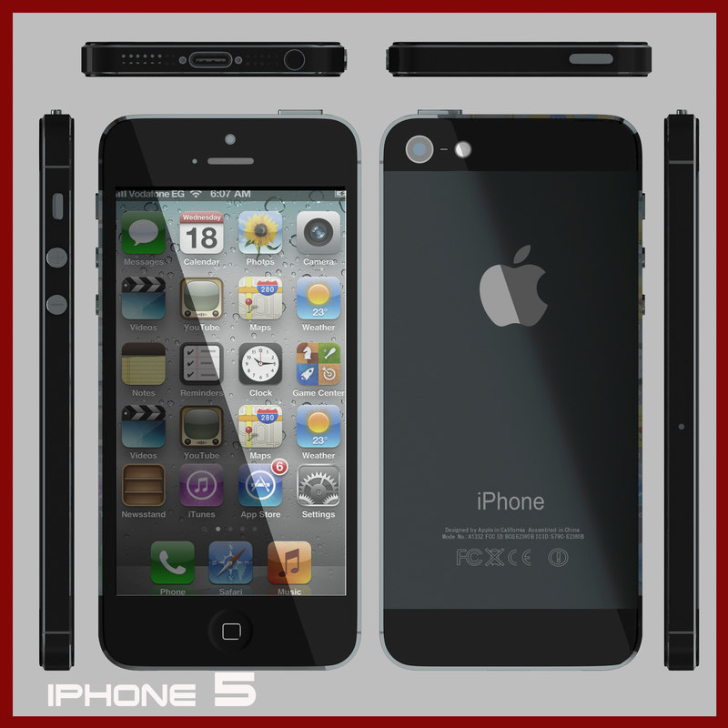 max apple iphone 5