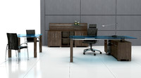 3d office furniture pack