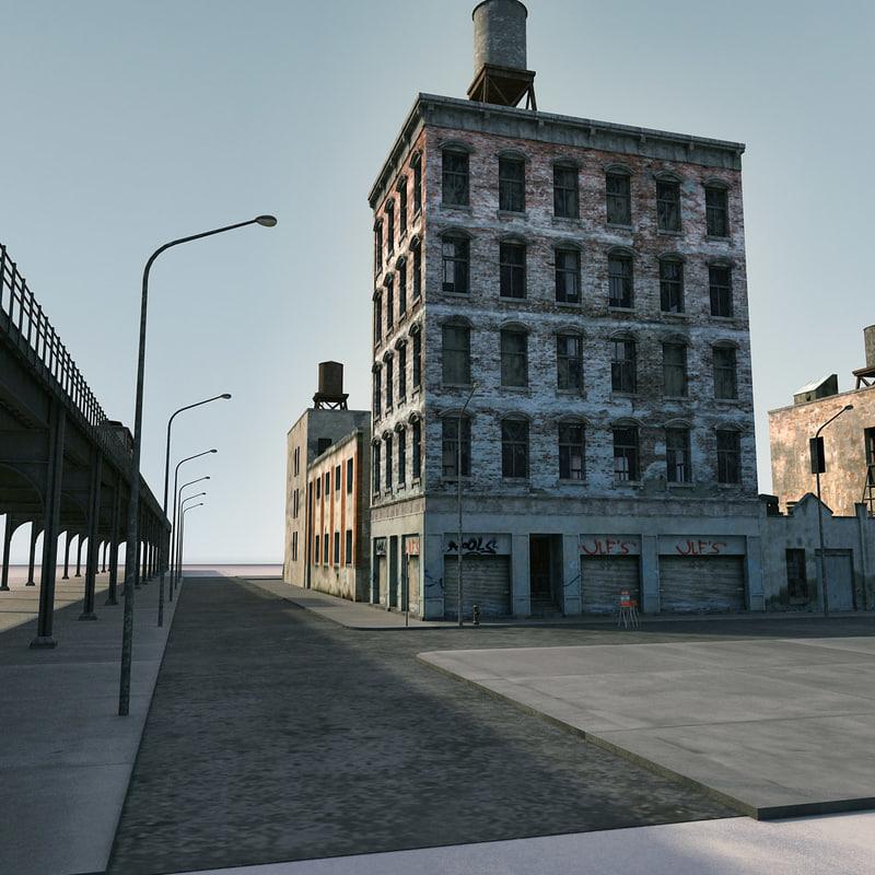 obj street city bronx
