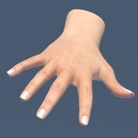 Female Hand V2