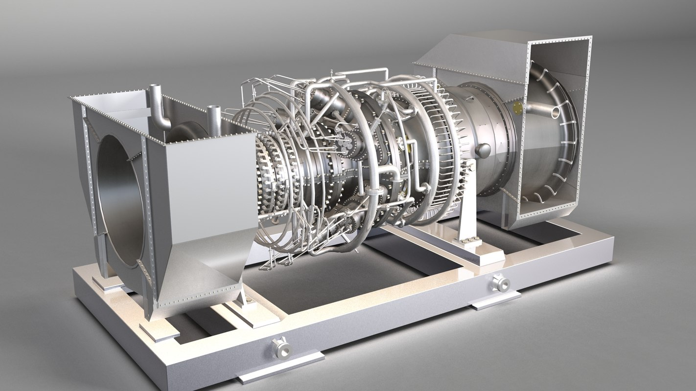 max gas turbine 32 ladoga