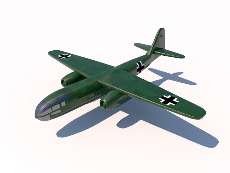 c4d arado ar 234 bomber