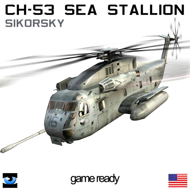 sikorsky ch-53e super stallion max