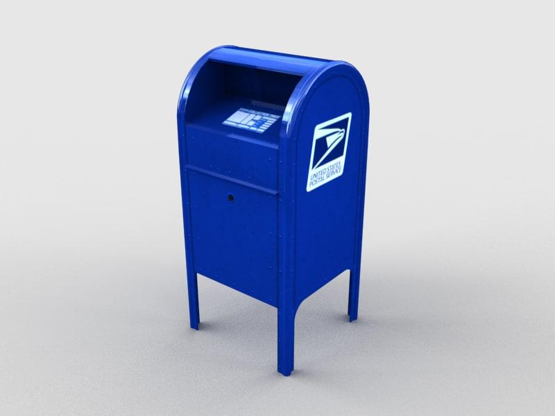 post office mailbox max