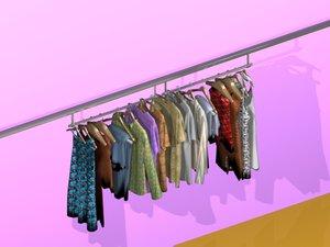3ds max cloth design