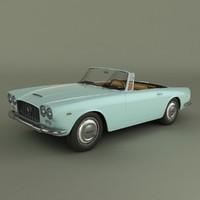 Lancia Flaminia GT Convertible