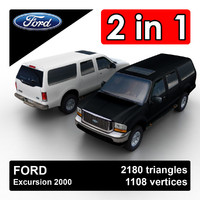 Ford Excursion 00-04