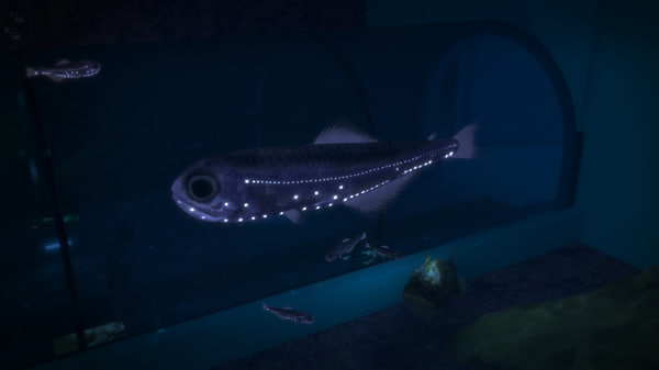 spotted abyssal fish lantern 3d 3ds