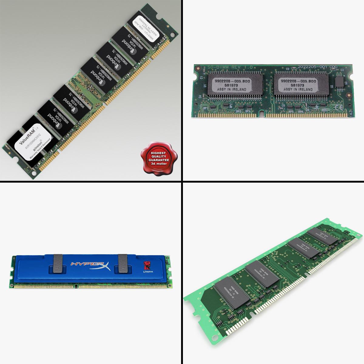 pc memory 2 c4d