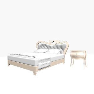 3ds passion bed