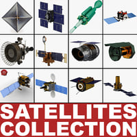 Satellites Collection 5