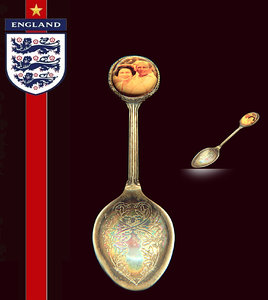 scanned collectible spoon obj