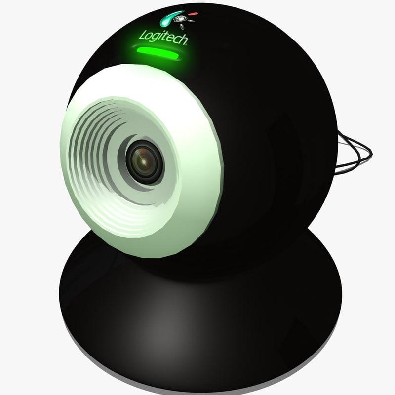 max webcam logitech