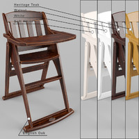 Boori Country Highchair