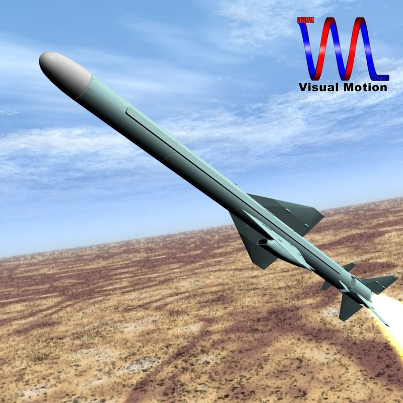 iranian cruise missile qader 3ds