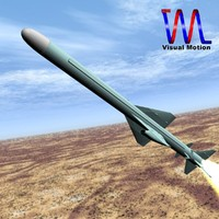 Iranian Qader Cruise Missile